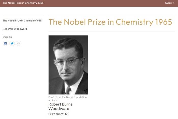 Nobel1965Woodward