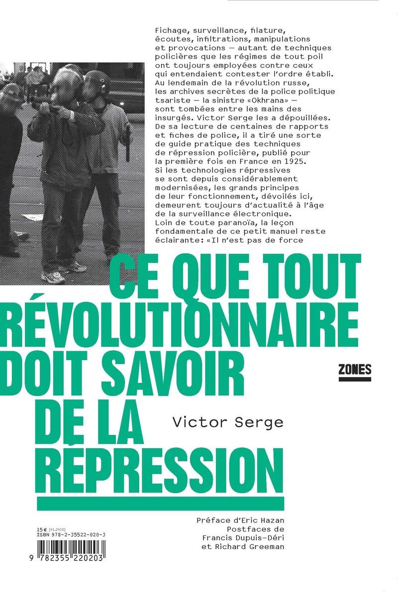 RepressionSerge