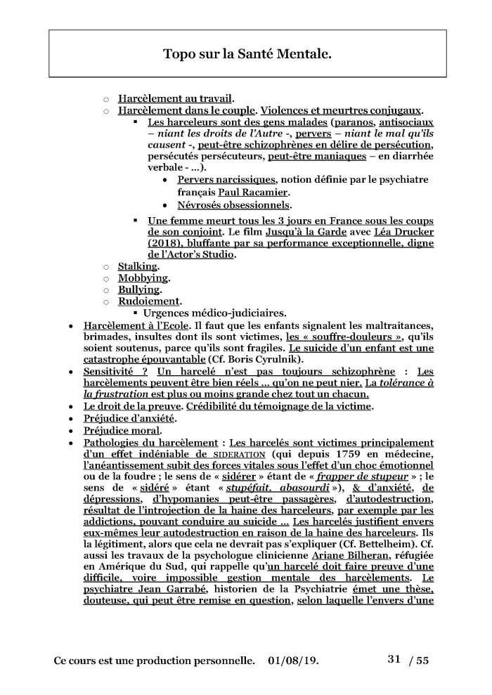 Cours Troubles Mentaux par Sami_Page_31