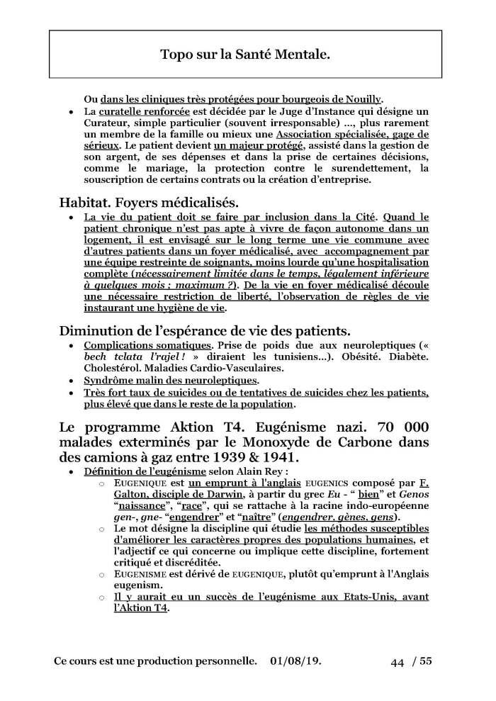 Cours Troubles Mentaux par Sami_Page_44