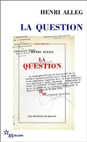 La question Alleg